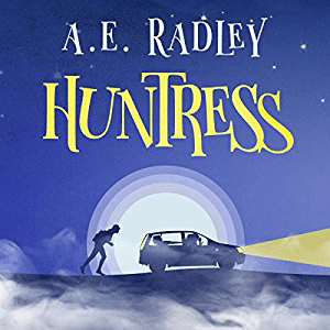 Huntress by AE Radley