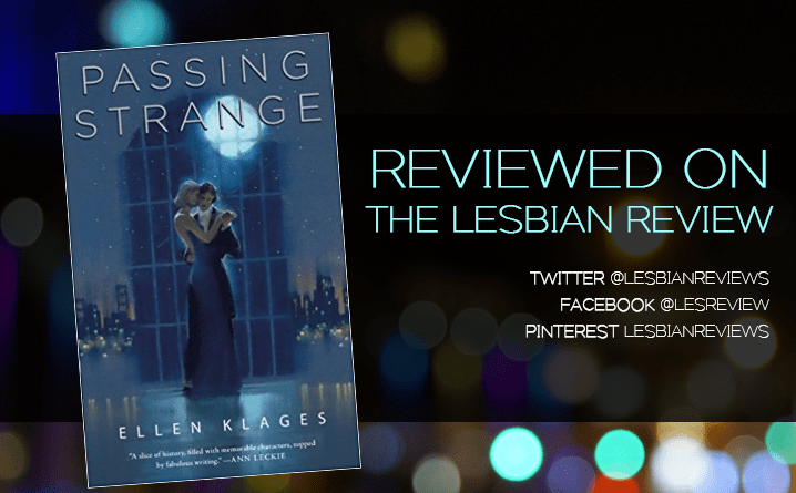 Passing Strange by Ellen Klages