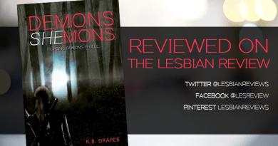 Demons Shemons by KB Draper
