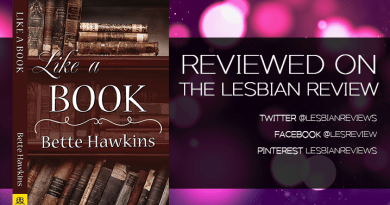 Like a Book by Bette Hawkins