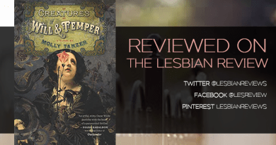 Creatures Of Will And Temper by Molly Tanzer