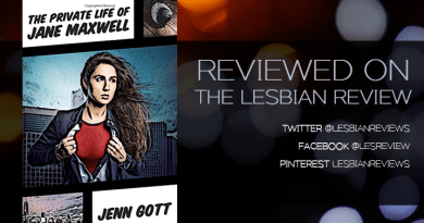 The Private Life of Jane Maxwell by Jenn Gott