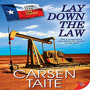 Lay Down the Law by Carsen Taite