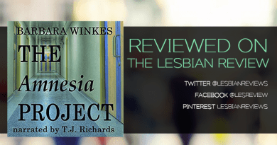 The Amnesia Project by Barbara Winkes