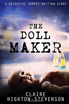 The Doll Maker by Claire Highton-Stevenson