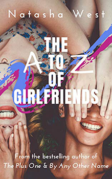 The A-Z Of Girlfriends by Natasha West