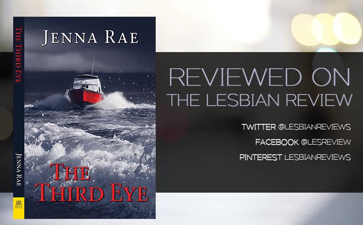 The Third Eye by Jenna Rae