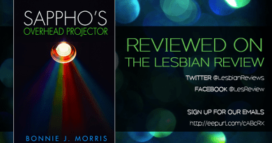 Sapphos Overhead Projector by Bonnie J Morris