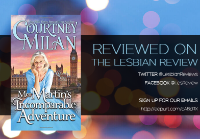 The Lesbian Review · The Best f/f Books, Audiobooks, Music