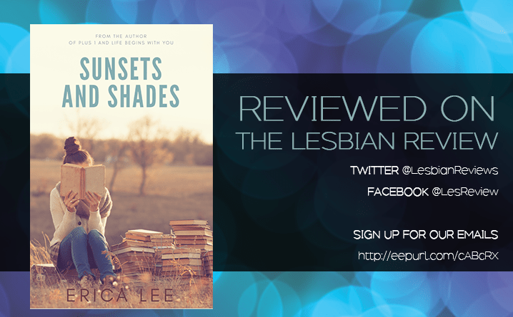 Sunsets and Shades by Erica Lee: Book Review