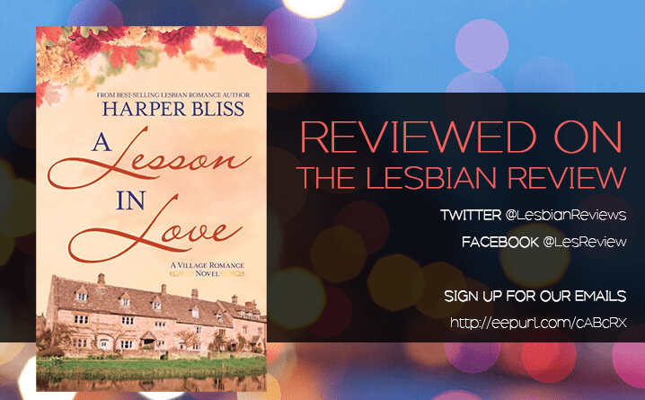 A Lesson in Love by Harper Bliss