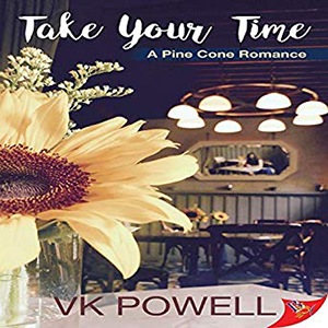 Take Your Time by VK Powell