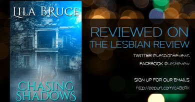 Chasing Shadows by Lila Bruce