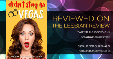 Didn't Stay In Vegas by Chelsea M Cameron