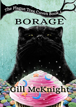 Borage by Gill McKnight