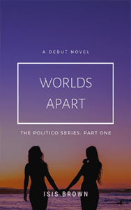 Worlds Apart by Isis Brown