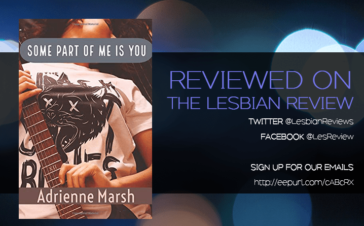 Some Part of Me is You by Adrienne Mars