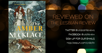 The Amber Necklace by Alex Pyott