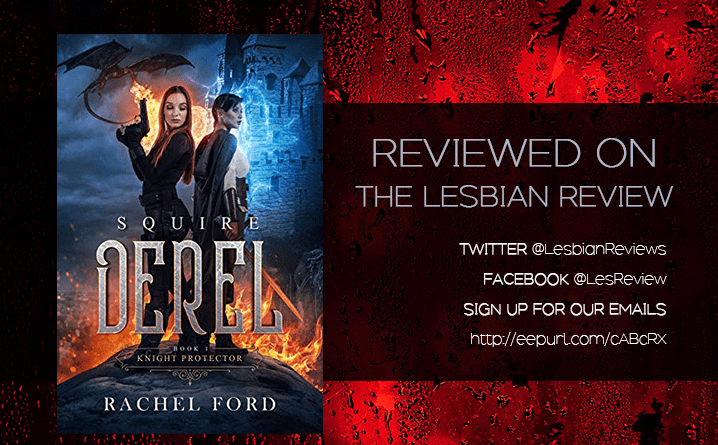 Squire Derel by Rachel Ford: Book Review