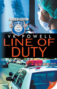 Line of Duty by VK Powell