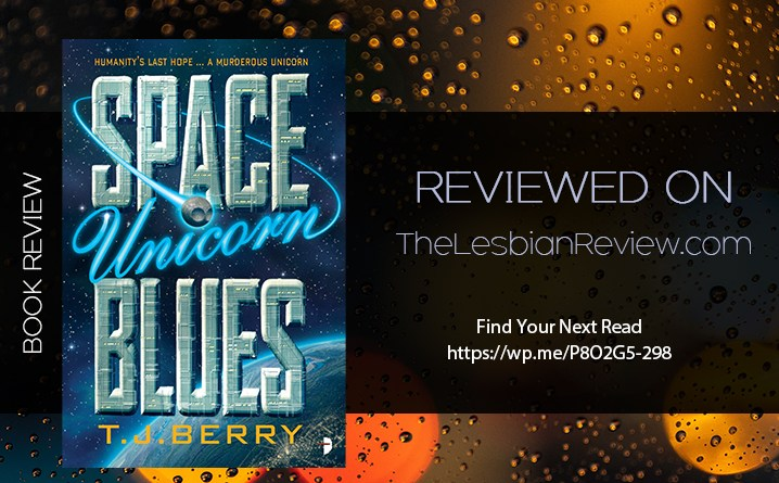 Space Unicorn Blues by TJ Berry