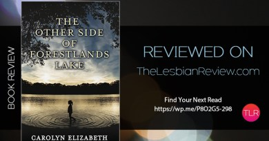 The Other Side of Forestlands Lake by Carolyn Elizabeth