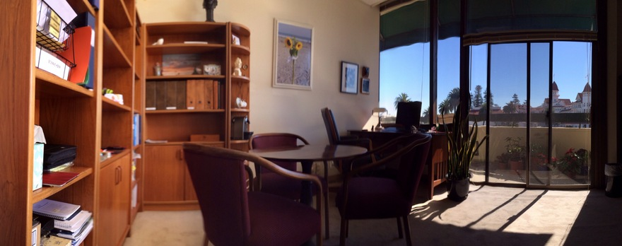 Here is our Coronado office.