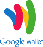 google wallet logo with text