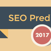 seo predictions 2017 featured image with lighthouse