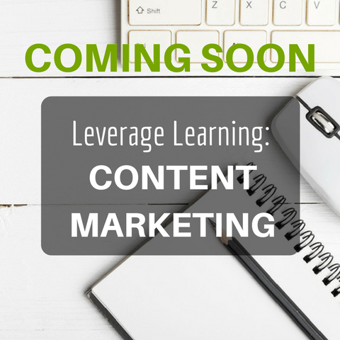 content marketing knowledge series
