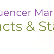 influencer marketing statistics and facts featured