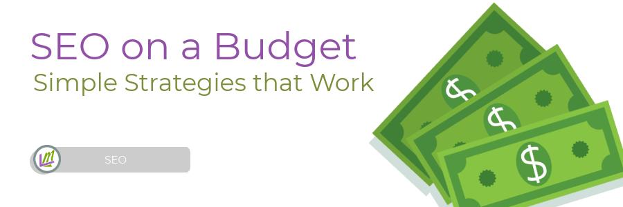 how to do SEO on a budget