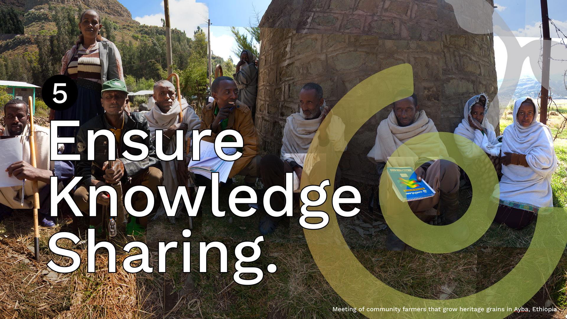 Ensure-Knowledge-Sharing