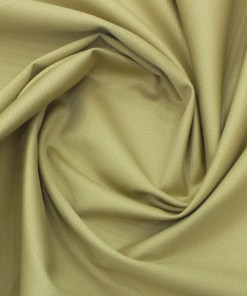 Saville & Young (S&Y) Biscotti Beige 100% Giza Cotton Self Design Printed Trouser Fabric (Unstitched - 1.30 Mtr)