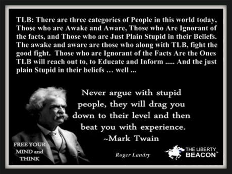 Just Plain Stupid