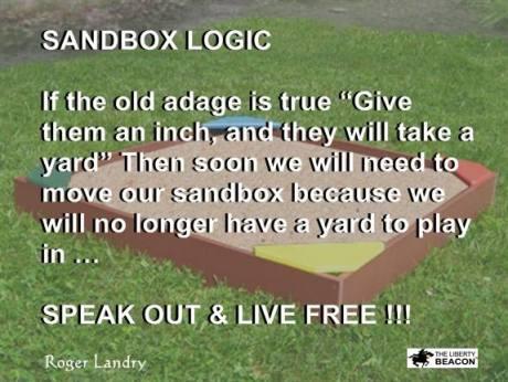 Sandbox Logic