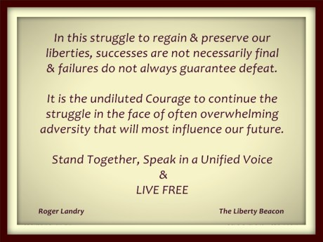 Undiluted Courage 01