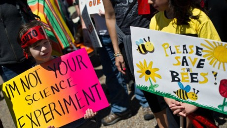 GMO petition