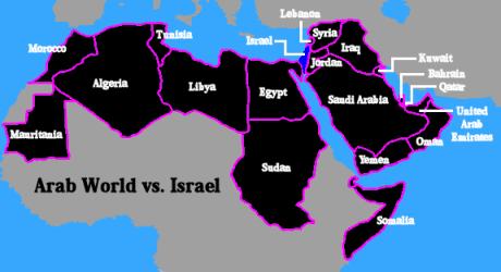 arabvsisraelmap