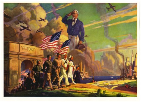 War, and the machine American Free Press Photoshop by Ken LaRive