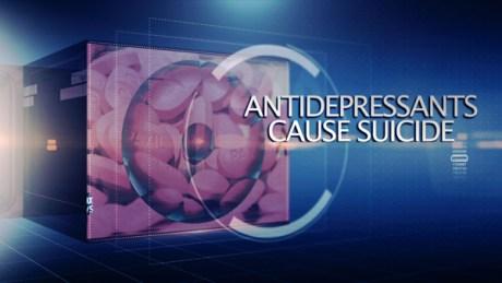 antidepressants-suicide