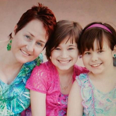 Melissa & daughters