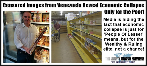Image result for venezuelan economy, people suffer as the rich get richer