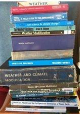 geoengineering books X