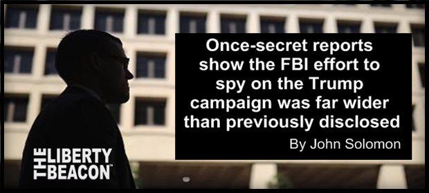 FBI spy on Trump feat 2 25 21