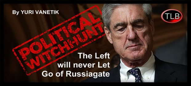 Russiagate left no letgo feat 2 10 21