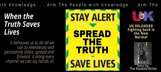 Truth saves lives