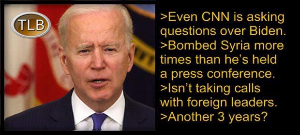 Biden being handled feat 3 10 21