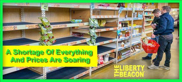 Empty shelves sysdown feat 3 20 21