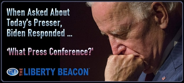 When Asked About Todays Presser Biden Responded – What Press Conference – FI 03 25 21-min